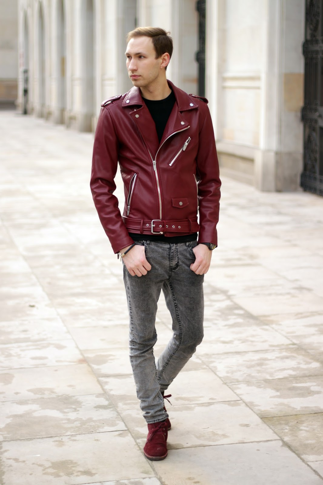 4! igor radlewski fashion blog męski